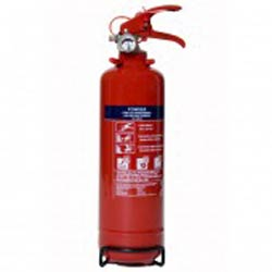2kg Premium fire extinguisher